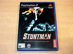 Stuntman by Atari