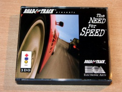 Road Track : Need For Speed by Electronic Arts