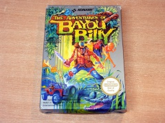 Adventures of Bayou Billy by Konami *Nr MINT