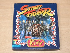 Street Fighter by Kixx