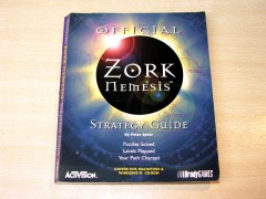 Zork Nemesis Strategy Guide