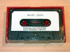 Alley Oops by Allrian