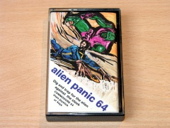 Alien Panic 64 by Bubble Bus