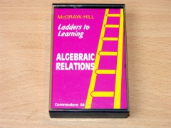 Algebraic Relations by McGraw Hill