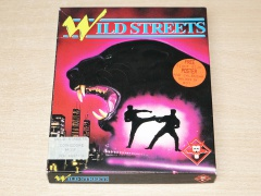Wild Streets by Titus + Poster