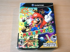 Mario Party 6 by Nintendo + Microphone