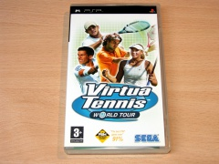 Virtua Tennis World Tour by Sega