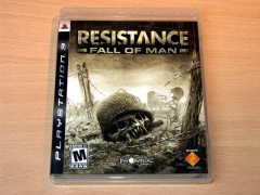 Resistance : Fall Of Man by Insomniac Games