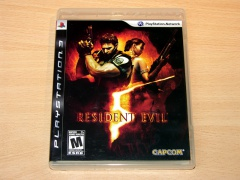 Resisdent Evil 5 by Capcom