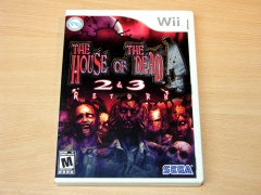 The House Of The Dead 2 & 3 by Sega