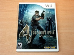 Resident Evil 4 : Wii Edition by Capcom