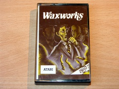 Waxworks by Mysterious Adventures