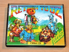 Return To Oz by US Gold