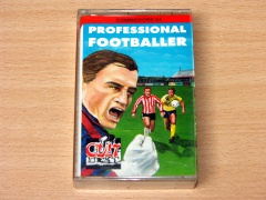 Professional Footballer by Cult