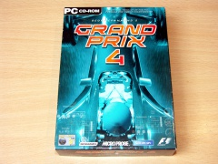 Grand Prix 4 by Infogrames