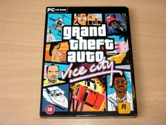 Grand Theft Auto : Vice City by Rockstar