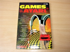 Games For The Atari by S. Roberts