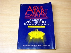 Your Atari Computer by Lon Poole