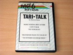 Tari Talk by Page 6 Software