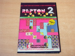 Repton 2 by Superior Software