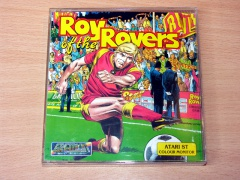 Roy Of The Rovers by Gremlin