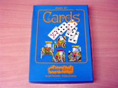 Cards by Microdeal