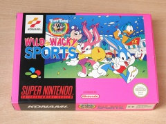 Tiny Toon Adventures : Wild & Wacky Sports by Konami *MINT