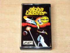 Alpha Blaster by Live Wire