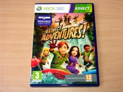 Kinect Adventures by Microsoft