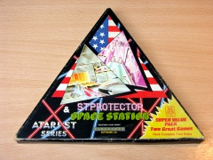 ST Protector & Space Station by Eidersoft