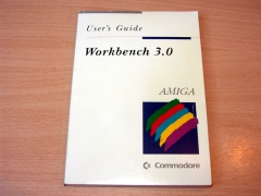 Commodore Amiga Workbench 3 0 Users Guide from Retrogames