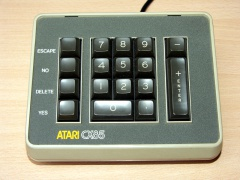 Atari CX85 Numerical Keypad
