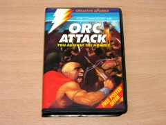 Orc Attack by Creative sparks