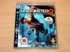 Uncharted 2 : Among Thieves by Naughty Dog