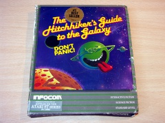 The Hitchhiker's Guide To The Galaxy by Infocom