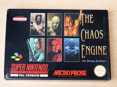 The Chaos Engine by Microprose