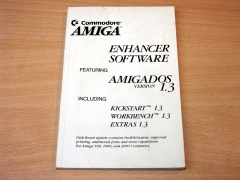 Amiga DOS 1.3 Enhancer Manual