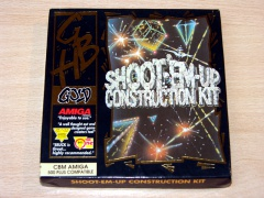 Shoot Em Up Construction Kit by GBH Gold