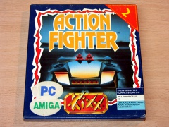 Action Fighter by Kixx