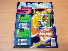 Amiga User International - November 1996