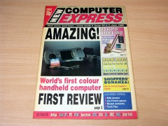 New Computer Express - 17th June 1989