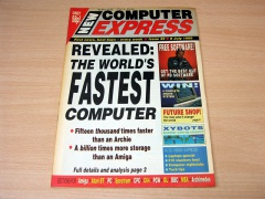 New Computer Express - 8th July 1989