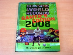 Guinness World Records : 2008 Gamer's Edition