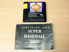 ** Super Baseball 2020 by Electronic Arts