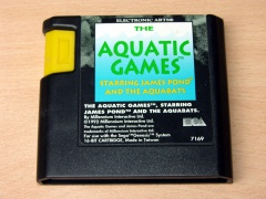 The Aquatic Games by Electronic Arts