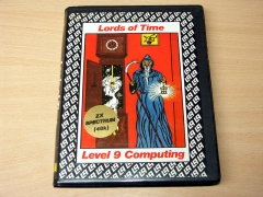 ** Lords Of Time by Level 9 Computing