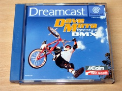 ** Dave Mirra Freestyle BMX by Acclaim