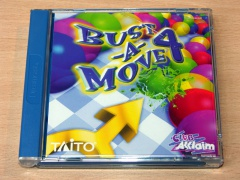 ** Bust A Move 4 by Taito / Acclaim