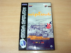 ** Wipeout by Psygnosis