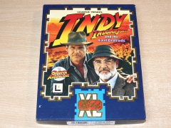 Indiana Jones And The Last Crusade by Kixx XL